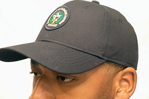Cotton Twill Hat Fitted Back