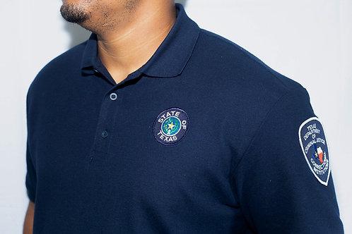 Class B Navy Polo