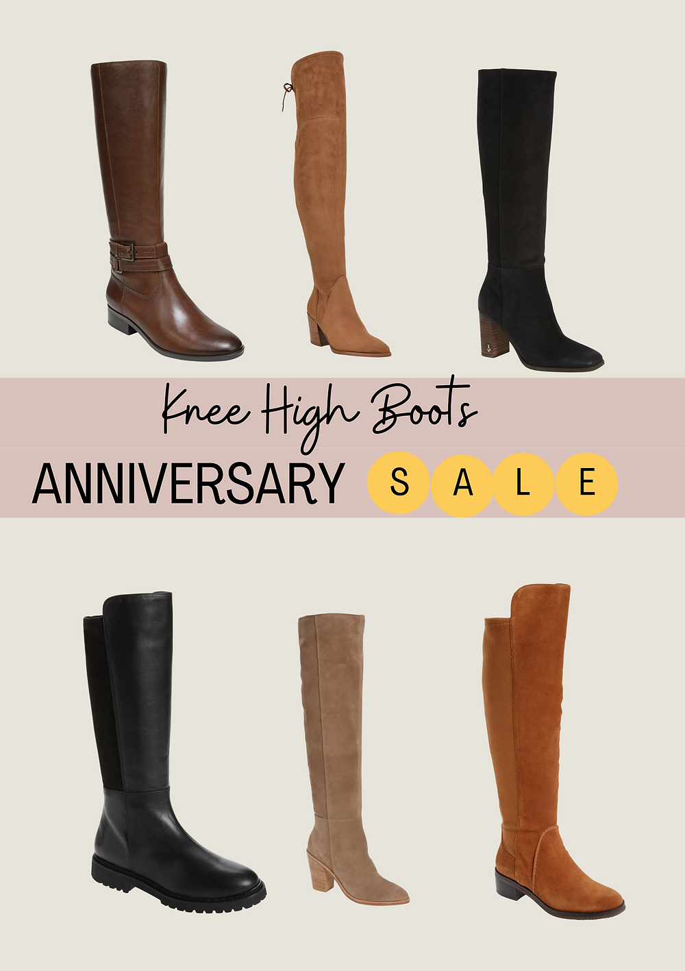knee high boots. boots for fall. fall boots. Nordstrom Sale.