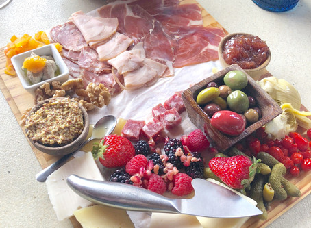 Friends Are Coming Over And You Need To Make A Quick And Easy Appetizer, Make A Cheese Board...