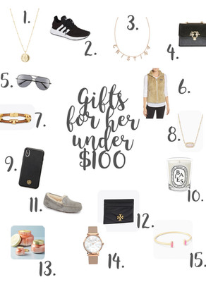 Gift Guide For Her and Him...
