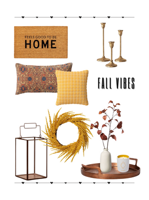 Target Fall Home Vibes