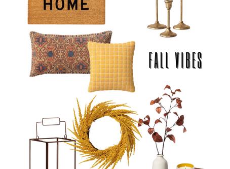 Target Fall Home Vibes
