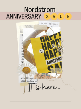 The Nordstrom Anniversary Sale is here!