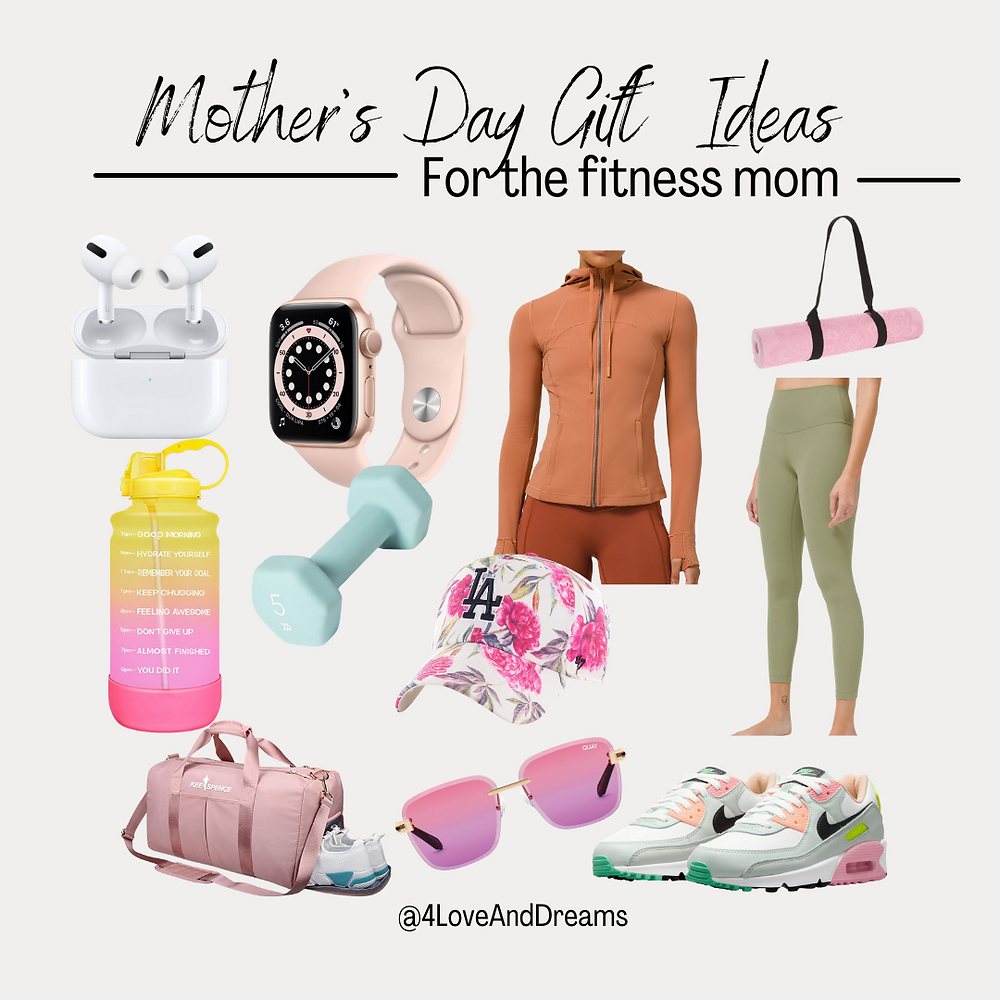 fit girl guide. gifts for the fitness lover. mom gift ideas. sports mom. casual mom. athletic mom. Lululemon. workout guide. gifts for mom