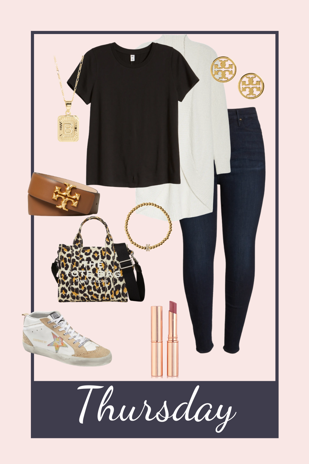 golden goose sneakers. designer inspired tote. mom uniform must haves. casual and trendy look. fashion for a mom over 30.