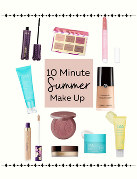 My 10 Minute Makeup Routine