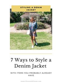 When in Doubt Wear a Denim Jacket