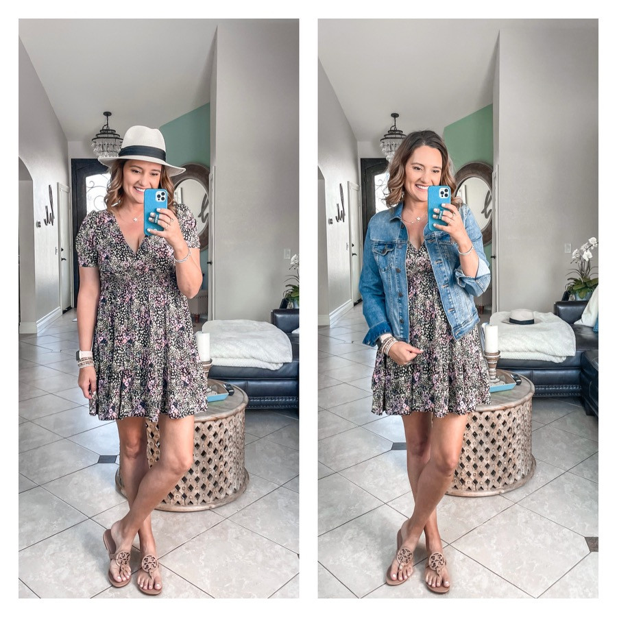 spring dresses. floral print dresses. easter dress. amazon fashion blogger