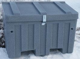 Strøsandkasse 730 liter