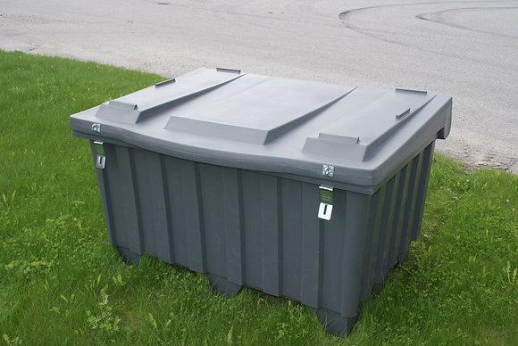 Strøsandkasse 550 liter
