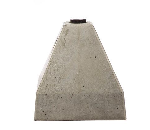 Skiltfundament betong, 175 kg