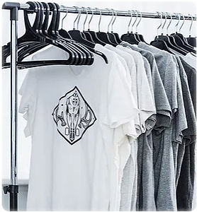 iNK Screen Printing - Shirt Rack.jpg