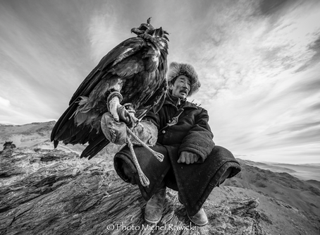 Interview de Michel Rawicki, Photographe