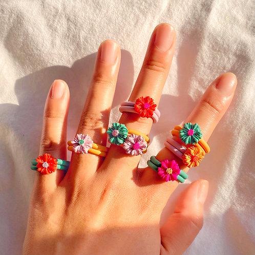 Superbloom ring