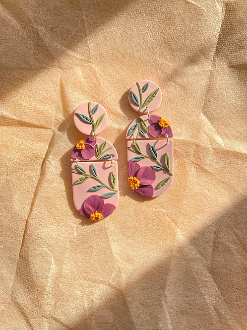 Rustic Blooms - Ava Maxi