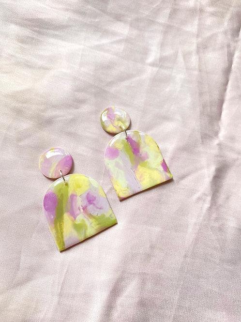 Lavender Blooms - Maude