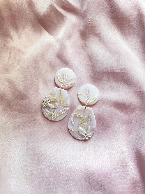 Made-to-order: Pearl Poppies - Dolce