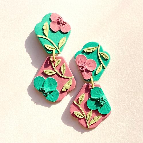 Arpel - Green/Pink