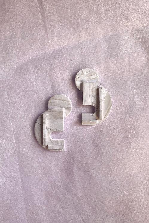 Bauhaus series - Berlin: Monotone Marble