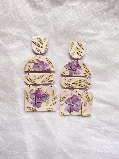 Lilac Peonies - Summer