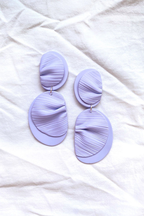 Maxi Caliope Waves - Soft Periwinkle