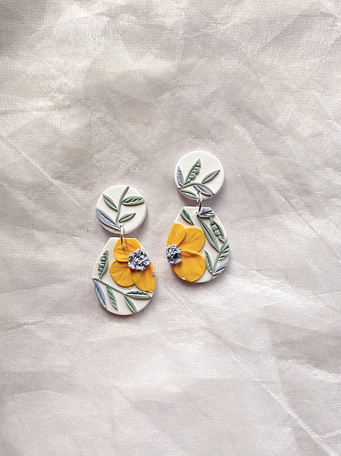 Made-to-order: Sunshine Poppies - Dolce