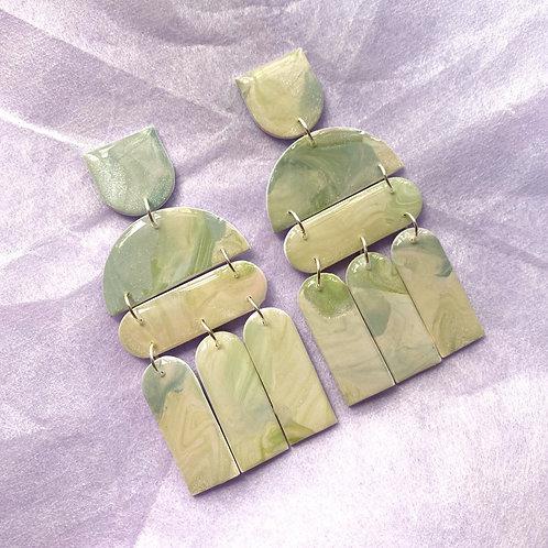 Coated marble (Jade marble) - Summer