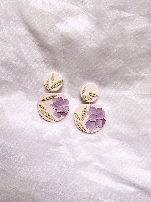 Lilac Peonies - Mini Kahlo