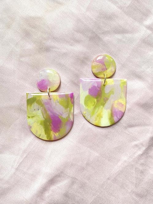 Lavender Blooms - Frida