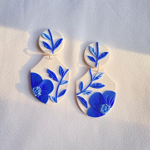 Porcelain Poppies - Gogh
