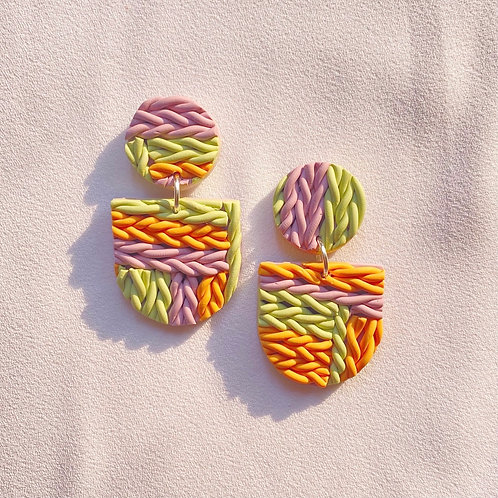 Pastel knits - Mini Frida