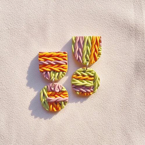 Pastel knits - Mini Maya