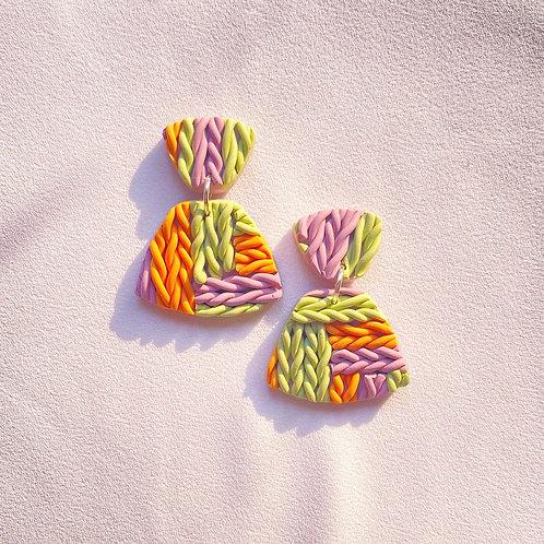 Pastel knits - Midi Leia