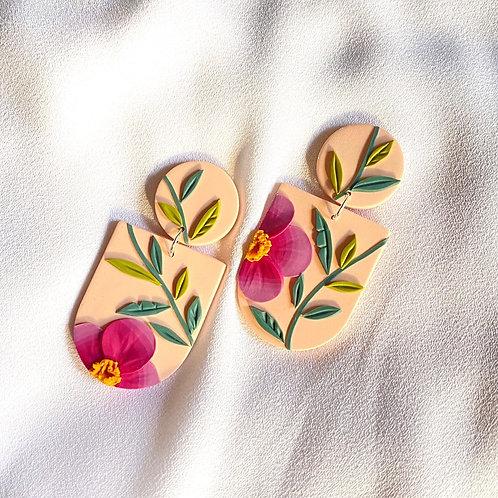 Spring Blooms - Frida Maxi