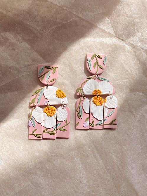 Preorder: White Poppies - Santorini