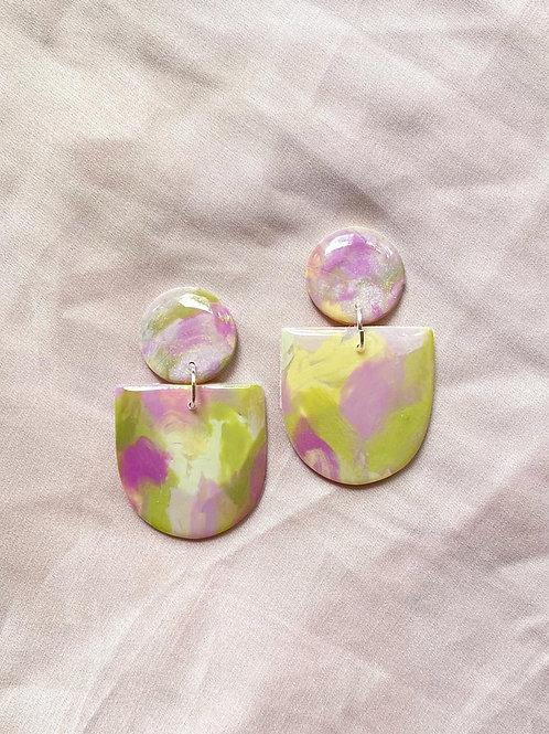 Lavender Blooms - Mini Frida