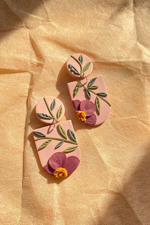 Rustic Blooms - Maxi Frida