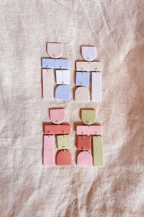Tetris Asymmetric