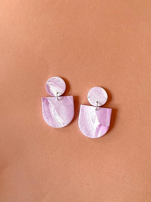 Frida - Purple marble