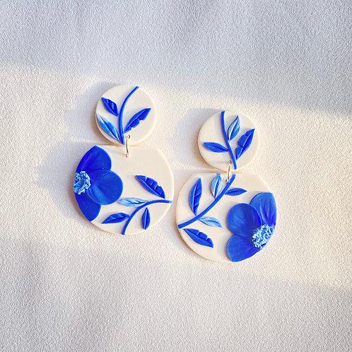 Porcelain Poppies - Kahlo