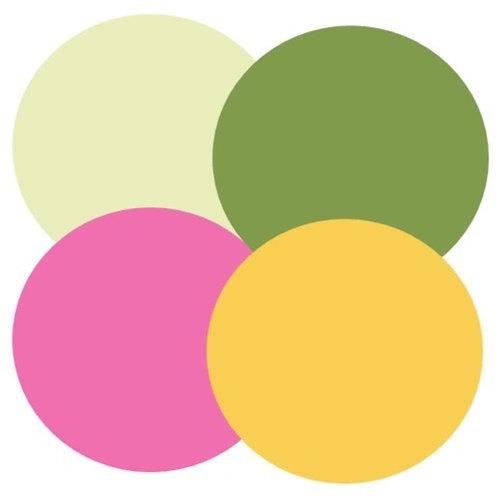 Color Recipe: Floral Foodie