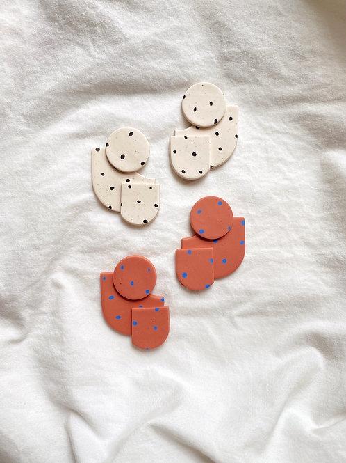 Preorder: Kitsch Polka Dots (Sienna or Off-white)