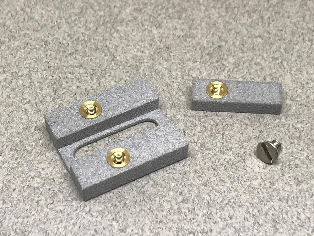 Garrard M7 Headshell Mounting Plate - Adjustable