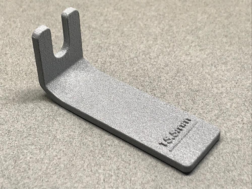 Pioneer Turntable Stylus Overhang Gauge