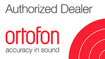 Ortofon Authorized Dealer!