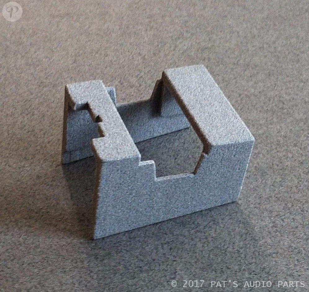 Dual Turntable TK-12 Cartridge Alignment Overhang Gauge