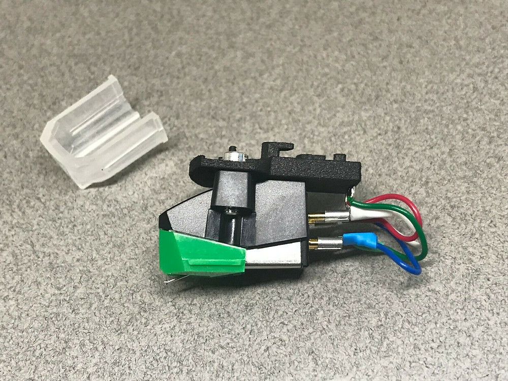 Dual 269-611 Adapter with AT-VM95E cartridge