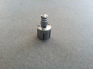 Dual Turntable Single Play Spindle - NIB OEM