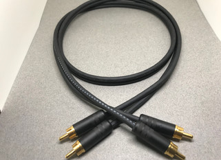 RCA Phono Audio Cable for Dual Turntables